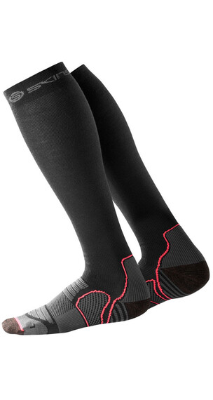 Skins Essentials Active Compression Hardloopsokken Dames zwart